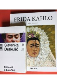 Komplet Frida Kahlo