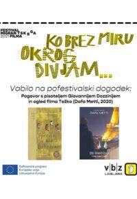 vabilo_Dozzini_založba VBZ Ljubljana
